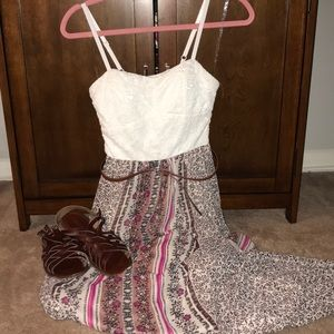 NWT Lily Rose Maxi Dress